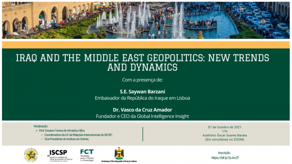 Iraq and the Middle East Geopolitics: New Trends and Dynamics